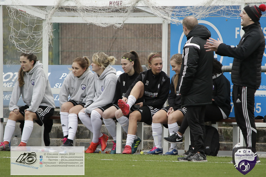 Glasgow Girls FC VS Central Girls Academy