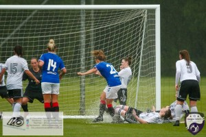 Rangers Ladies FC Vs Glasgow Girls FC, Hummel Training Centre, Milngave,  Sunday 11th August 2019.