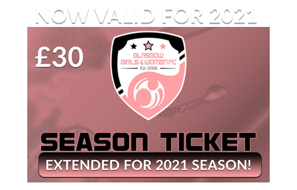 Season Tickets Extended for 2021 Season